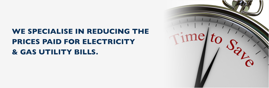 Specialists in Reducing the cost of Electricty and Gas
